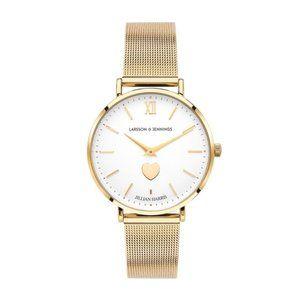 ✨ BNIB Gold Watch   JH x Larsson & Jennings